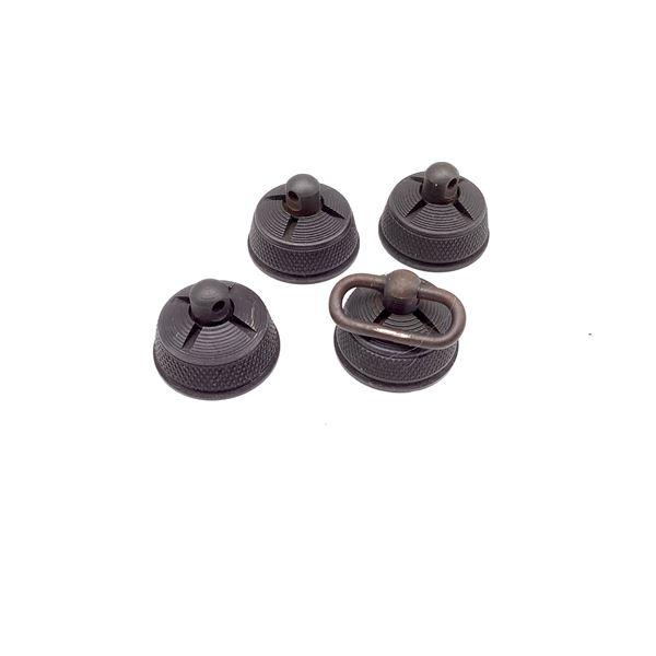 Magazine Caps for Remington 870 12 Ga X 4