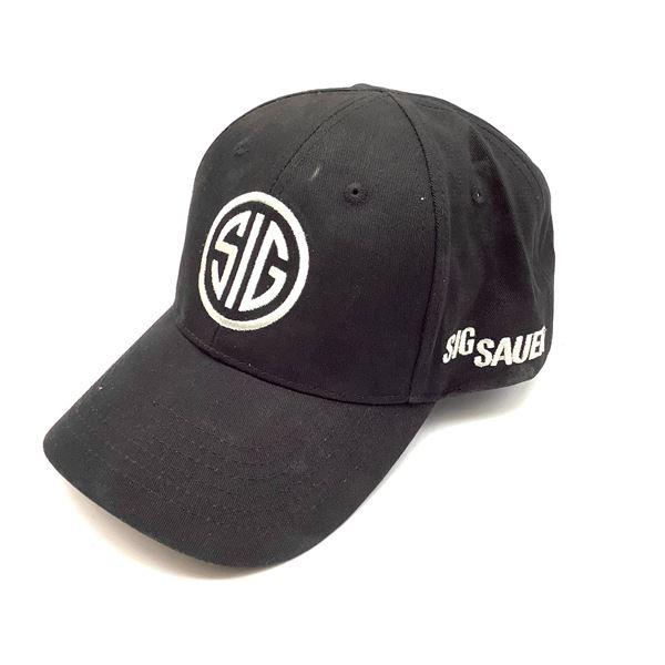 Sig Sauer Cap, Black, New