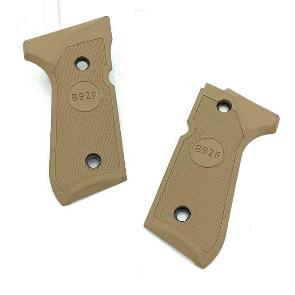 Grips for Beretta B92F