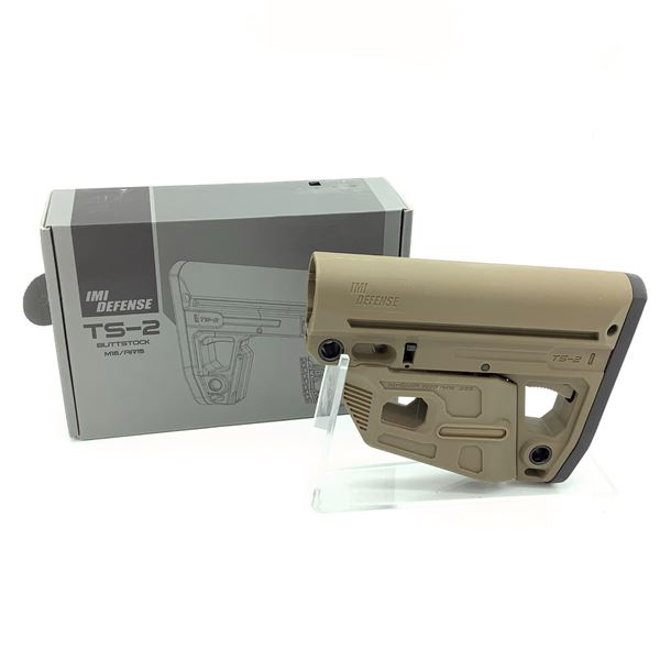 IMI TS-2 Buttstock for M16/ AR-15, Tan