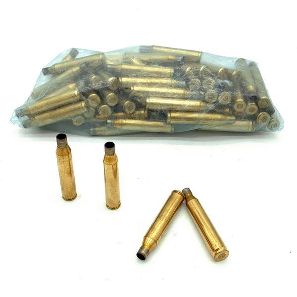 Hornady Custom Brass Cases for 25-06 Rem, 61 Pc