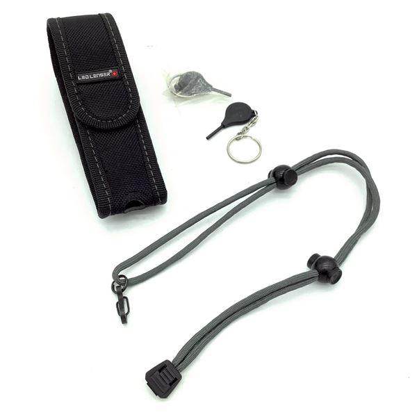 Led Lenser Carrier, Taurus Keys and Cord