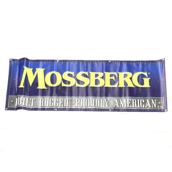 "Mossberg Banner, 67"" X 23"""