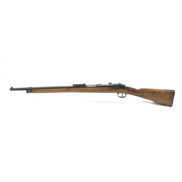 Sporterized Mauser 1871/84 Bolt Action Rifle .43 Mauser