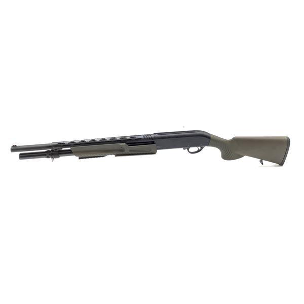 "Hatsan, Escort  12ga pump Action Shotgun 3""."