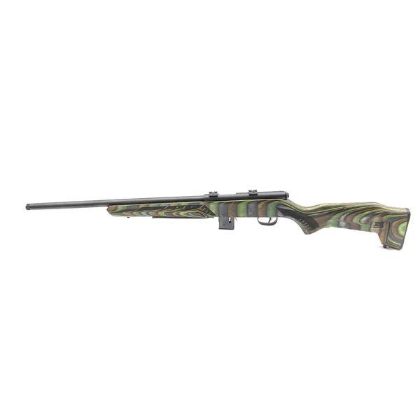 Savage Model 93 Bolt Action Rifle 22WMR Camo