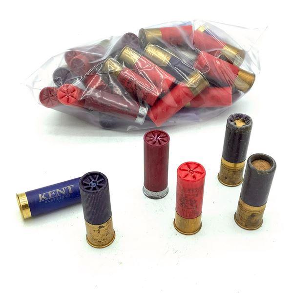 Assorted Shotgun Ammunition, 35 Rounds