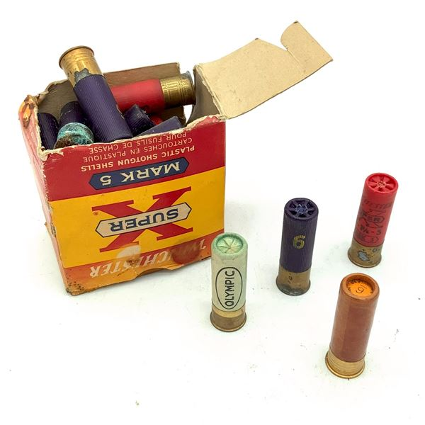 Assorted Shotgun Ammunition, 24 Rounds