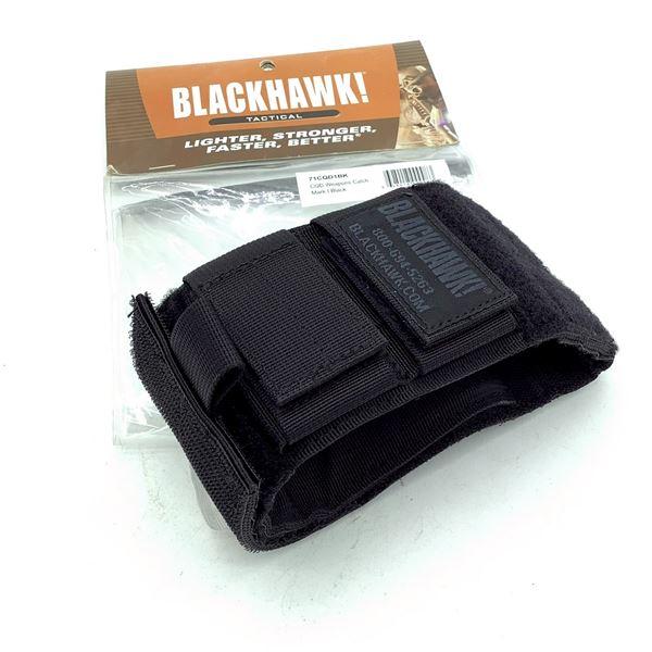 BlackHawk 71CQD1BK CQD Weapons Catch, Black, New
