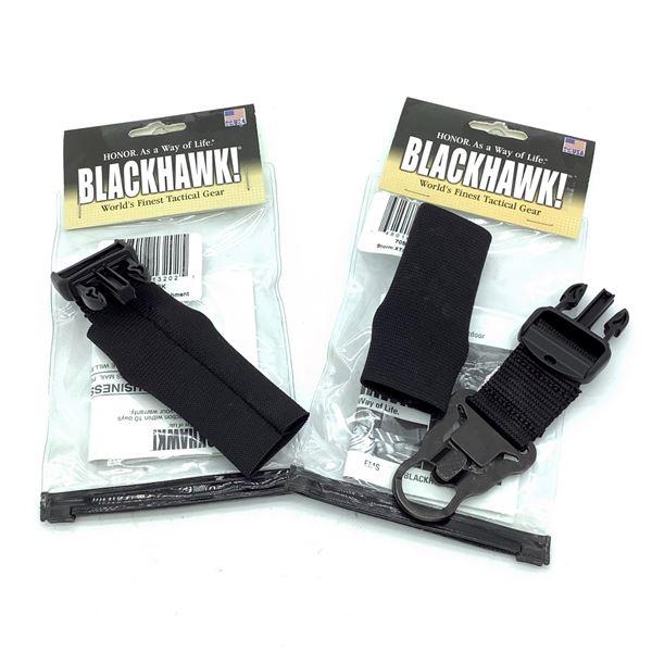 BlackHawk 70SA02BK Storm XT/ QD Attachment X 2, New
