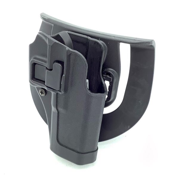 BlackHawk CQC Glock 17/22 Holster, Black
