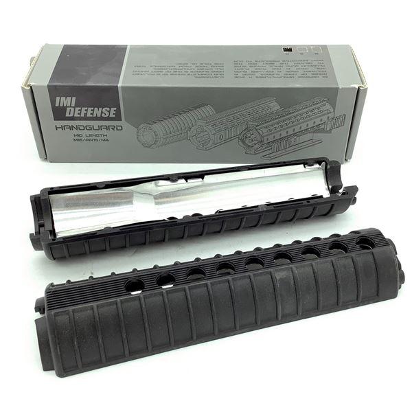 IMI Defense AR-15 / M16 Mid Length Handguard, BLK, New