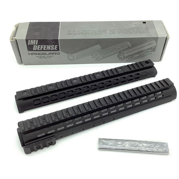 IMI Defense AR-15 / M16 Rifle Length A2 MRS-R Handguard, BLK, New