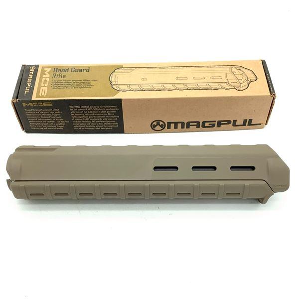 Magpul MAG419-FDE MOE Rifle Length Handguard, FDE, New