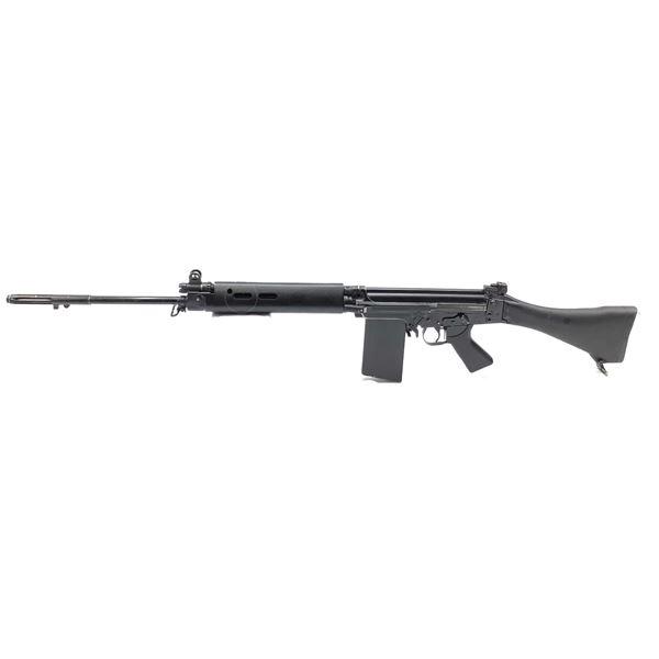 FN FAL, L1A1 Semi Auto Rifle  7.62mm Prohibited