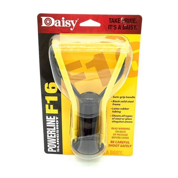Daisy 988116-442 PowerLine F16 Slingshot, New