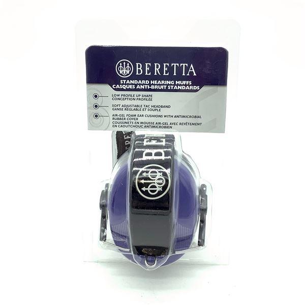 Beretta CF-10 Standard Shooting Ear Muffs, New