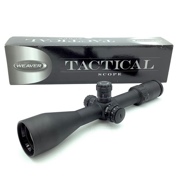 Weaver 800363 3 - 15 X 50 mm Scope With EMDR Reticle, New