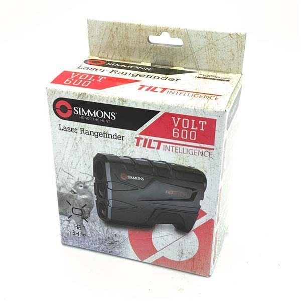 Simmons 801600T Laser Rangefinder 600 V, New
