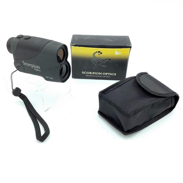 Scorpion Optics LRF500AC Laser Rangefinder, New