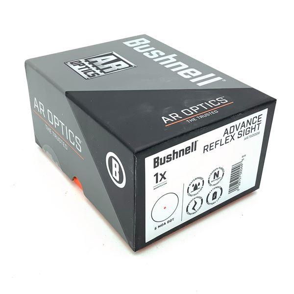 Bushnell AR750006 Advance Reflex Sight, New in Sealed Box