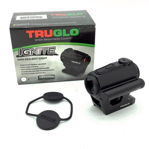 TruGlo TG8322BN Ignite Mini Red Dot Optic, New