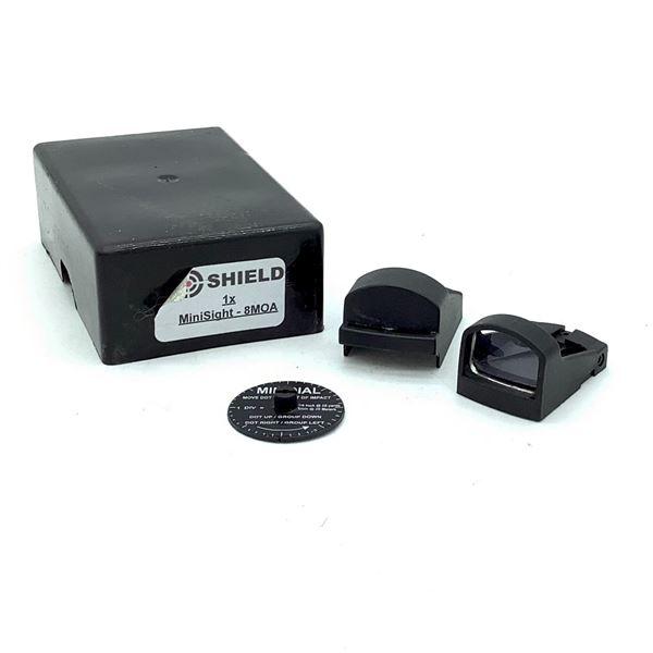 Shield CQS Mini 8 MOA Optic