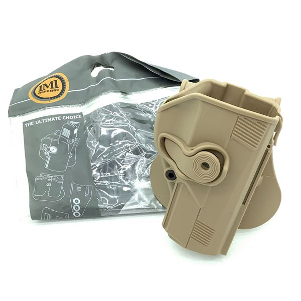 IMI Defense Beretta PX4 9mm/ 40 Cal Retention Paddle Holster, FDE, New