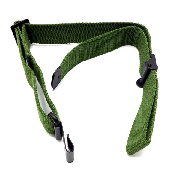 SKS Sling With Hook Attachment, Green