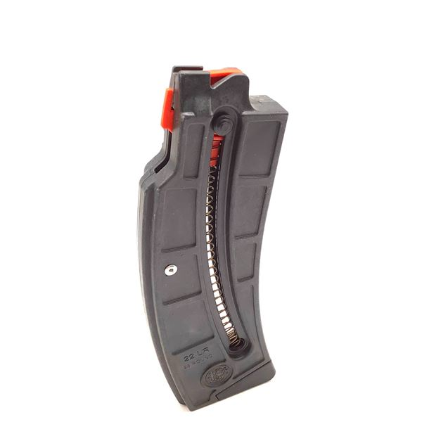 Smith and Wesson M & P 15-22 22LR Magazine, Pinned to 10 Rounds