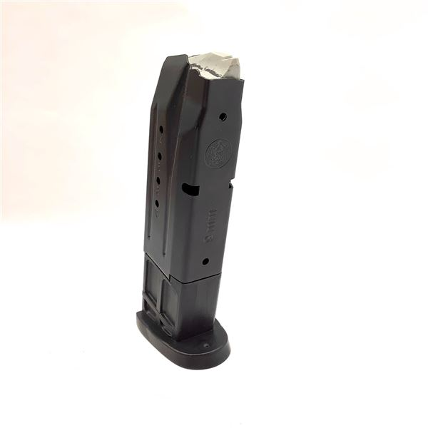 Smith and Wesson M & P 9mm Pistol Magazine, 10 Round