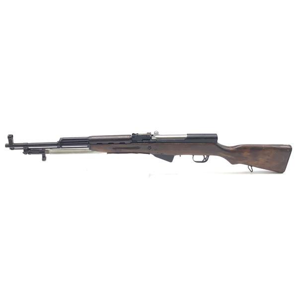 Russian SKS 7.62x39 Semi Auto Rifle.