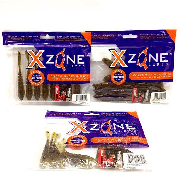 X-Zone Mini Slammer, Slammer and Pro Leech