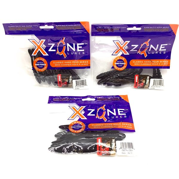 X-Zone Mini Slammers X 2 and Pro Leech