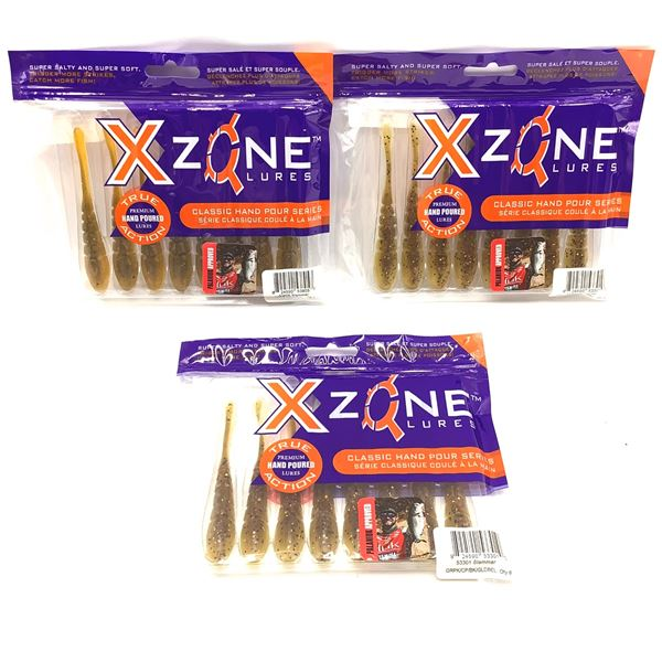 X-Zone Slammers X 3