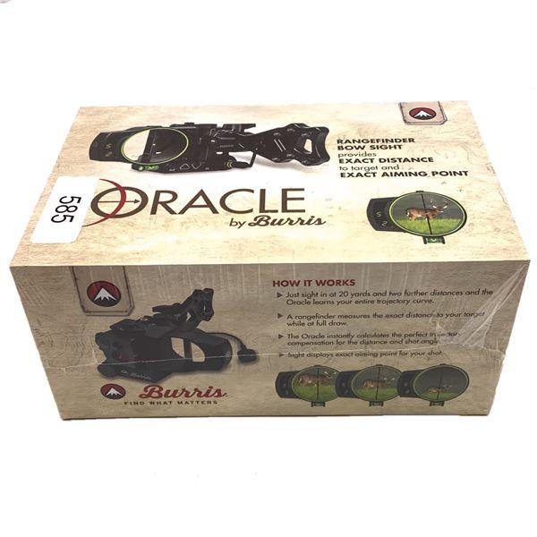 Burris 300400 Oracle Rangefinder Bowsight, New, In Sealed Box