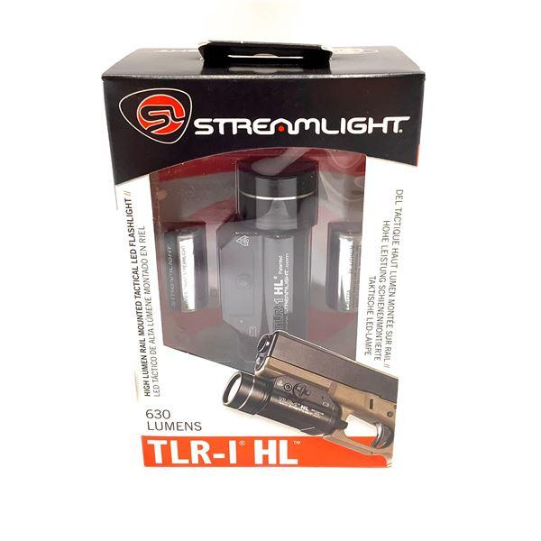 Streamlight TLR-1 HL 630 Lumen Tactical Weapon Light, New