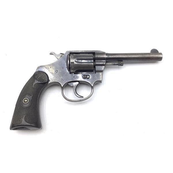 Colt Police Positive 32 Revolver 32cal Prohibited