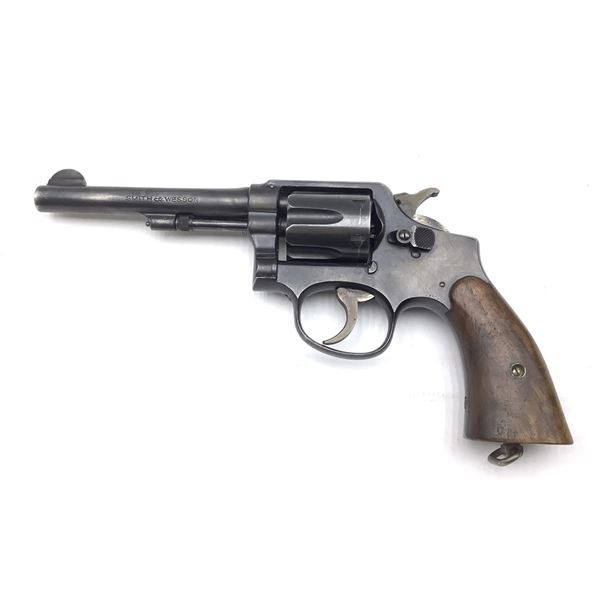 Smith and Wesson Victory Revolver 38 Smith & Wesson, Restricted