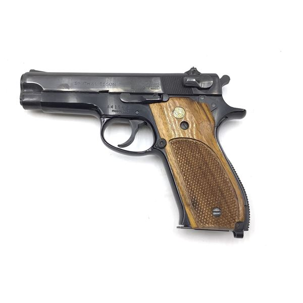 Smith and Wesson Model 39-2 Semi Auto 9mm Prohibited