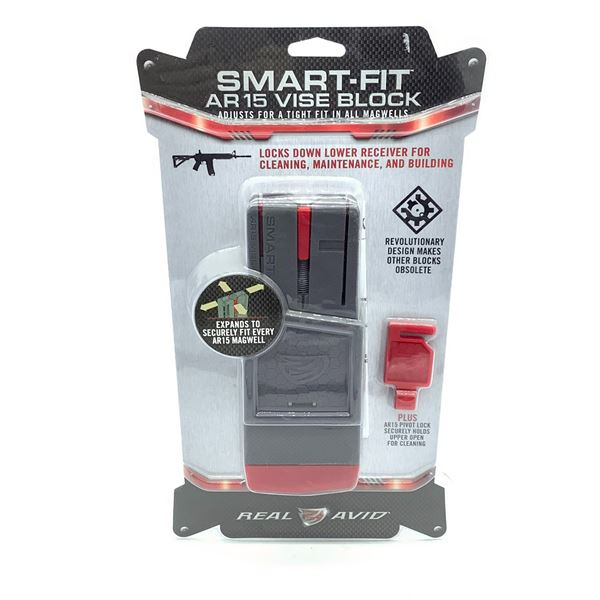 Real Avid Smart-Fit AR-15 Vise Block, New