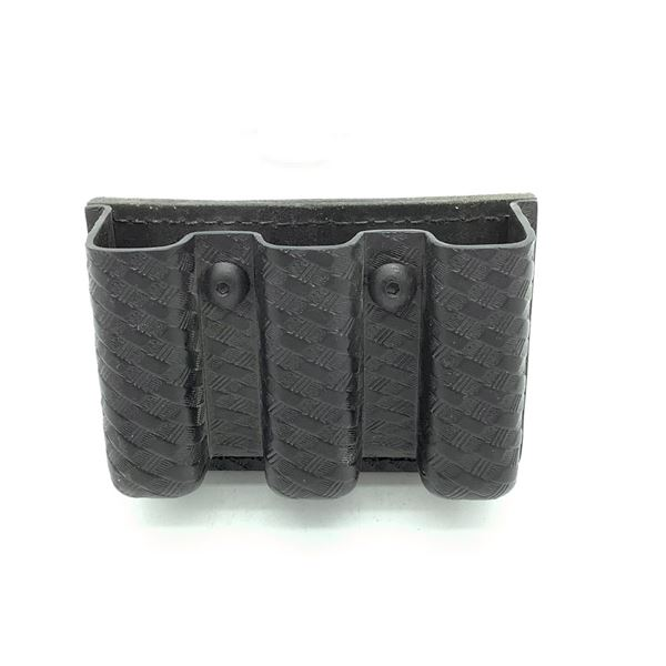 Safari Land Leather Magazine Holster for Glock 17/22