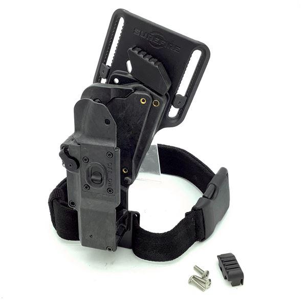 Surefire HD1-R Masterfire, Rapid Deployment Holster System for Pistol