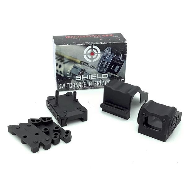 Shield Sights Switchable Interface Center Dot Reticle Sight