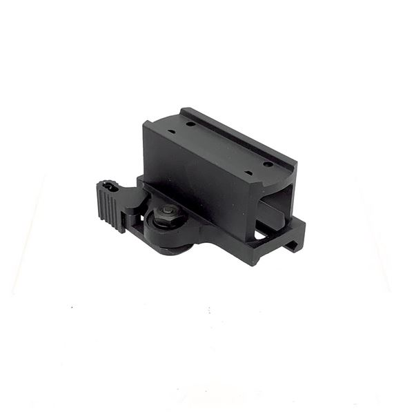Picatinny See-Through Scope Riser for Red Dot