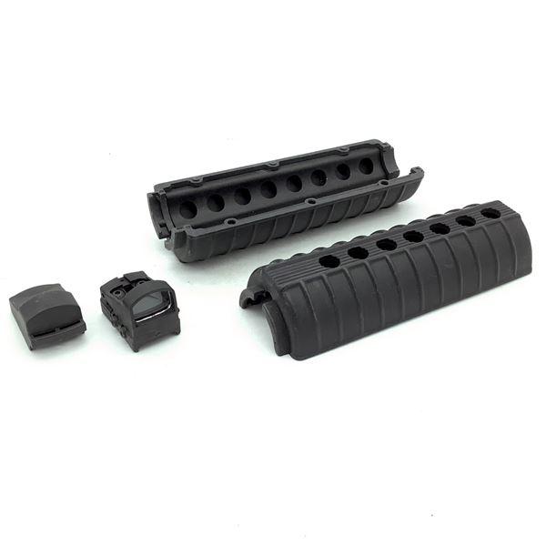 """6"""" Polymer Handguard & Reflex Sight"""