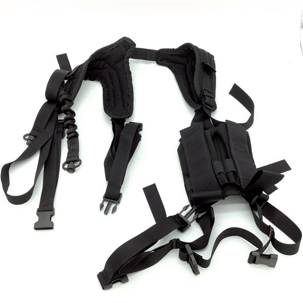 Shoulder Rig with Bungee Sling