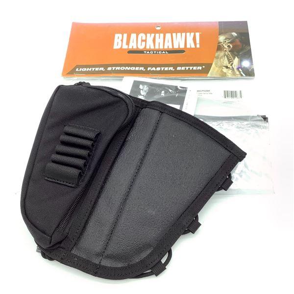 Blackhawk Cheek Pad for Rifle, Black, New