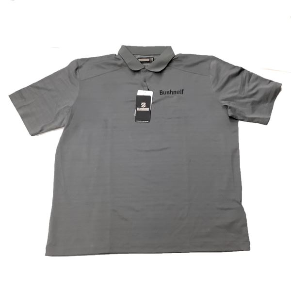 Blackhawk Bushnell Polo Shirt, Size 2XL, New