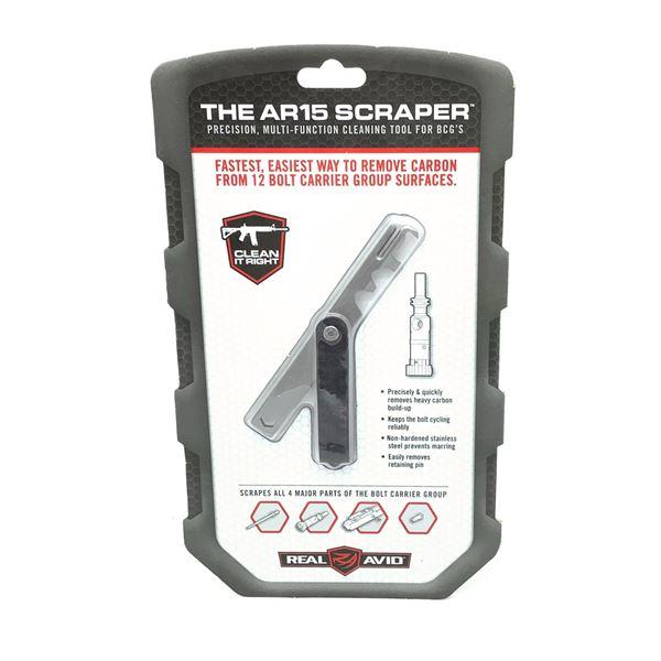 Real Avid AR-15 Scraper, New